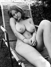 8x10 Print Sexy Model Pin Up Busty Roberta Pedon 1968 #RP63