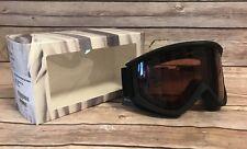 Smith Optics Ridgeline Goggles Ski Snowboard Snow Black Frames RC36 Lens New