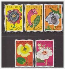 Surinam / Suriname 1978 Orchidee orchids MNH
