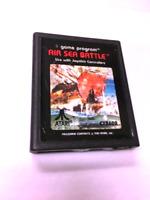 AIR SEA BATTLE Atari 2600 Video Game Picture Cartridge CX-2602 Tested Works