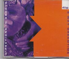 Directions In Groove-2 Way Dreamtime cd maxi single