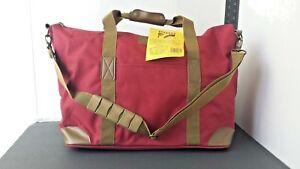"Toppers Tote Locker Gym Travel Yoga Duffle Bag 18 3/4"" X 15 X 12"" Shoulder Strap"