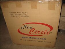 AB CIRCLE MINI Workout Core Exercise Abdominal Equipment Fitness Machine NEW