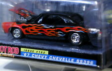 Racing Champions 67 1967 Chevy Chevelle SS396 Hot Rod Collectible Chevrolet Car