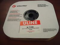 "ULine S-7198 3/4""X75' New Velcro Strip Hook (est. 22 yds.)"