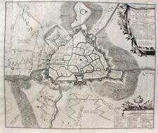 Gent Belagerung Marlborough Prinz Eugen Lottum Zitadelle Flandern Saint Pierre