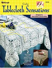 Tablecloth Sensations by Giese/Willey (1999, Crochet Booklet)