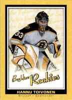 2005-06 Upper Deck Beehive Hannu Toivonen Rookie #109