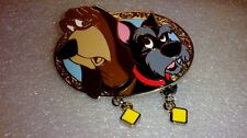 Disney pins Limited Edition Pin 93053 JDS 110th Legacy Collection: Trusty & Jock