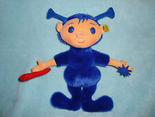 "Knofp Im Ohr Steiff Maari Ladybug Prince Made in Germany Plush Doll 9.5"" tall"