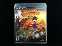Disney DuckTales Remastered Digital Copy w/ Exclusive Collector's Pin (PS 3) NEW