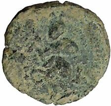 BERYTOS in PHOENICIA 218AD Satyr Marsyas Galley Ship   Ancient Greek Coin i36681