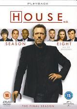 House M.D. : Season 8 - The final season (6 DVD)