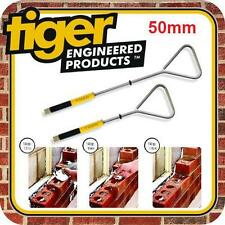 50mm Tiger Wall Ties Fixings Cavity Starter Ties Pack Of 10 Wire Wall Brick