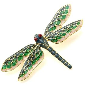 Dragonfly Brooch - Museum Store Collection