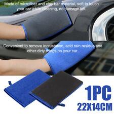 Reusable Premium Car Cleaning Clay Mitt Glove Detailing Polish Bar Alternative