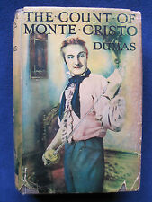 THE COUNT OF MONTE CRISTO Vintage Photoplay of PHILIP DUNNE, ROBERT DONAT Film