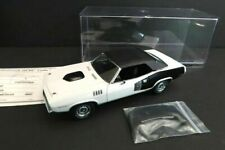 DANBURY MINT Plymouth Hemi Cuda Convertible 1971 Mint Condition (209)