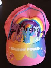 Girls My Little Pony Cap Size M/L 8-10 Years BNWT