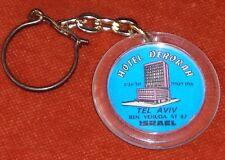 Portachiavi Portachiavi HOTEL DEBORAH TEL-AVIV Israele respect torah BEN YEHUDA
