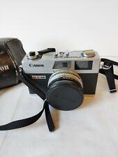 Canon Canonet QL17 GIII 35mm Rangefinder Film Camera