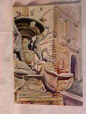 Cartolina Biglietto d'ingresso ESPOSIZIONE MONDIALE DI FILATELIA 1985 Canelli da