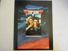 "Original Movie Theater Lobby Card ~ ""Top Gun"" Tom Cruise & Kelly McGillis"