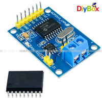 5V MCP2515 TJA1050 Receiver SPI SOP-18 CAN Bus Module For Arduino Raspberry Pi