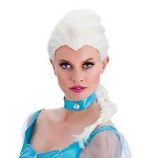 Accessoires blanc princesse pour déguisement et costume