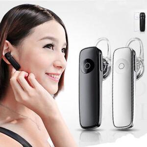 Wireless 4.0 Stereo Handsfree Earphone HeadSet For Samsung iPhone XS XR X