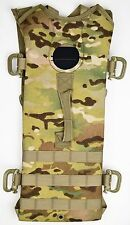 US Army Military Molle OCP MULTICAM Hydration Carrier Bag for 3 L 100 oz Bladder