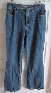 Arizona Blu Denim Jeans Ragazze Misura 18.5 Forti Pantaloni 37822 per Bambini