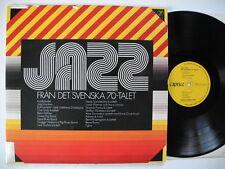 Jazz från sv.70-talet LARS GULLIN/STAFFAN ABELEEN/BERNT ROSENGREN/EGBA/RENA RAMA