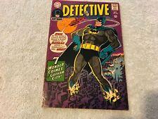 DETECTIVE 368 DC  comic book