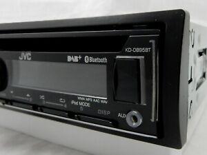 JVC KD-DB95BT 🌲 DAB+ 🌲 Bluetooth with Stream Music 🌲 USB (No:2021501)