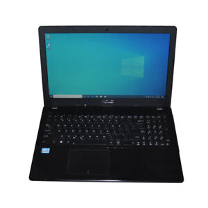 "Asus P550C Laptop 15.6"" Intel i5-3337U CPU 8G RAM 750G HDD Win 10 Pro"
