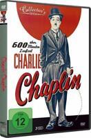 Charlie Chaplin - 125 Jahre - Metallbox [3 DVDs] 3DVD NEU OVP