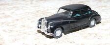 S28 Wiking mercedes 300 1954 Adenauer negro