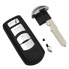 Remote Key Fob Shell Case Keyless Entry for Mazda Cx-9 2010 2011 2012 2013