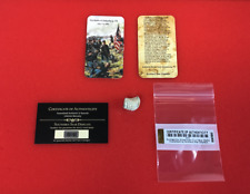 Fired Civil War Bullet from Gettysburg, PA with Information Card & COA