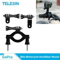 """TELESIN 1.4-2.5"""" Bike Motorcycle Handlebar Mount 3 Way Pivot Arm for GoPro7/6/5"""
