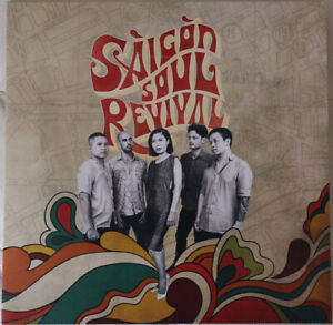 Saigon Soul Revival - Họa Âm Xưa (LP, Album, Gat)