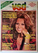 VSD no°138 du 24/04/1980; Sophia Loren/Las Piedras Del Balanceo/Mac Queen/
