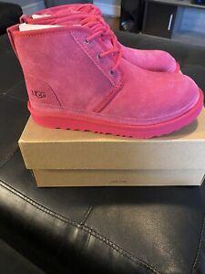 UGG Neumel 4US Girls Fashion Boot - Pink
