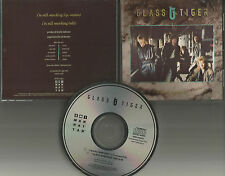 GLASS TIGER I'm Still Searching w/RARE EDIT PROMO DJ CD Single 1988 USA PRESSING
