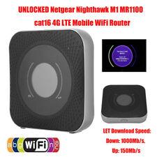 Router WiFi sbloccato Nighthawk M1 MR1100 Cat16 4GX 4G 3G LTE Gigabit WiFi MIMO