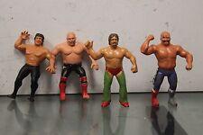 WWF WWE TITAN SPORTS INC 1986  Four of Them
