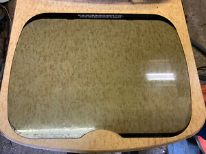 Spinflo Argent , Caravan Or Motorhome , Gas Hob Replacement Glass Top