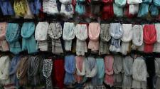 Wholesale Joblot Scarves  Women Lady Printed Scarfs Shawls Wrap Hijab Scarves