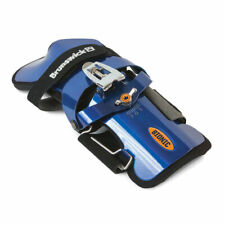 Brunswick Bionic Positioner Aluminium Bowling Wrist Brace Blue Right Hand XLG